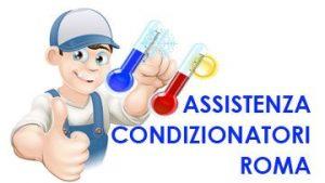 Assistenza Condizionatori a Roma e provincia