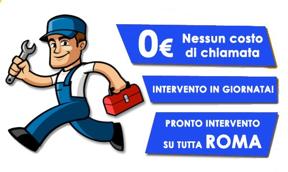 Pronto intervento Roma Climatizzatore